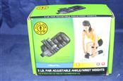 GOLDS GYM Exercise Equipment ANKLE 5 LBS